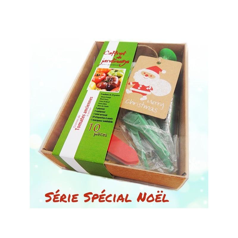 coffret cadeau pour jardinier passionn graines de tomates anciennes. Black Bedroom Furniture Sets. Home Design Ideas