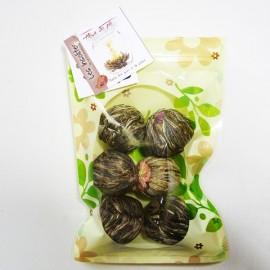 Pochette dégustation de 6 fleurs de thé