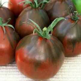 Tomate Poire noire (tomate ancienne)