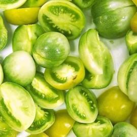 Tomate Green Grape (tomate cerise ancienne)