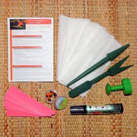 Coffret cadeau pour jardinier passionné - Graines de Strelitzia Reginae (Oiseau de Paradis)