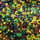 Terreau magique multicolore, Bille de gel, Perle d'eau