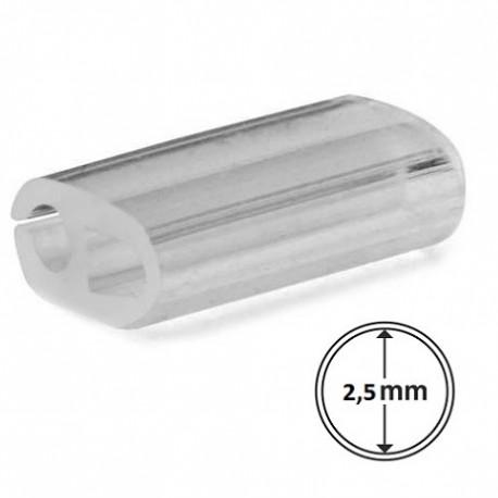 Clip de greffage avec trou tuteur 2,5 mm