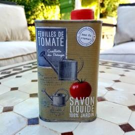 Savon liquide 100% jardin Feuille de tomate