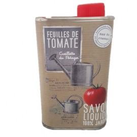 Savon liquide 100% jardin Feuilles de tomate