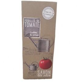 Savon 100% jardin Feuilles de tomate