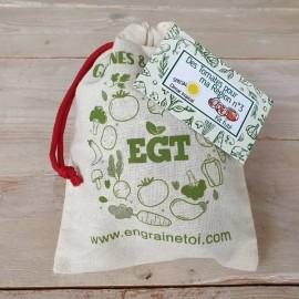 Kit futé - Des Tomates pour Ma Région n°3 - Climat tropical