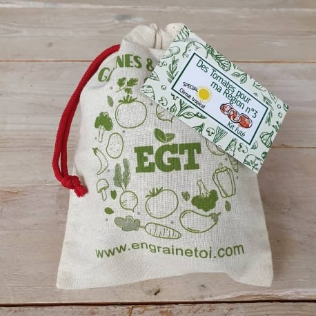 Kit futé - Des Tomates pour Ma Région n°3 - SPECIAL Climat tropical