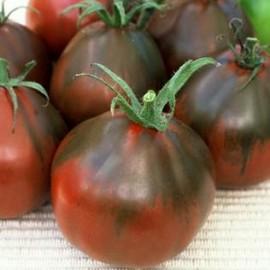 Tomate Poire noire BIO (tomate ancienne)