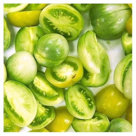 Graines Tomate cerise 'Green Grape'